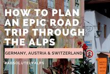 EUROPE ROAD TRIP / Europe road trip planning and destination resources. Check out these epic road trip itineraries and must-see mountain towns. Includes popular day hikes and tips on camping in Europe.