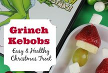 Holiday Snack ideas