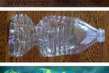 plastic bottle recycling projects
