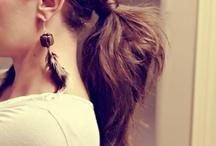 Hair and Beauty / by Ashley Hackett