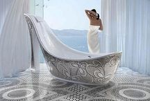 Bathroom Ideas / by Allison Larson