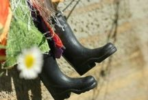 Accessories for Fairies / Shoes, Boots and Thongs for the fairy who loves to get out and about all year round. www.fairygardeningaustralia.com.au