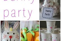 Bunny Party for Lily