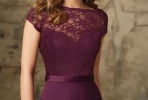 Bridesmaids Dresses / Wedding