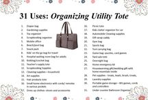 Thirty One / Ideas / Uses for Thirty One Products