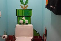 Geek Bathroom