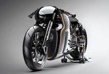 Future Bikes / Bikes Design and Prototypes!