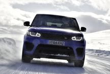 Go where others can't with #LandRover during the #winter season. #OffRoad #4x4 #DrivingTips #WinterDriving #RangeRoverSportSVR by landrover http://ift.tt/1PKDHcA