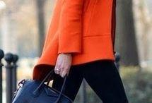 Bags, coats, & shoes