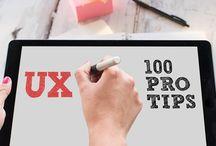 UX // Tips & tutorials