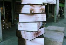 Outdoor / displays, signage