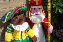 Sinterklaas haken
