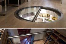Kitchen / A kitchen design