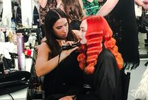 L'Oréal Colour Trophy 2016 / All the behind the scenes shots of our teams at the #LCT16