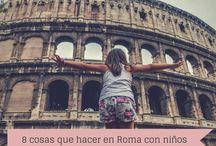 Viatjar a Roma - Tips in Roma