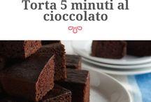 Ricette torte e dolci