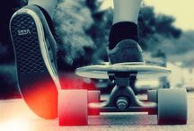 sport with board / by Giulia