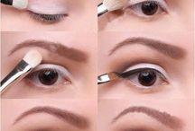 Eyes Make up / Oeils