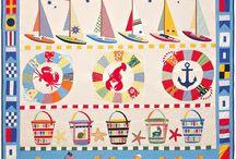 Quilts ~ Children / by Jane Ramee