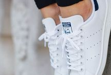 Stan smith and superstar