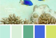 ~Color Palletes~ / by Christy Wilson
