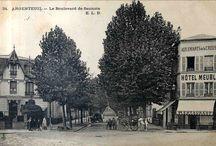 Cartes postales anciennes / Argenteuil en noir et blanc ou en sépia: découvrez notre sélection de cartes postales anciennes.
