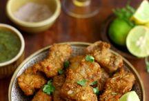 Fish Tandoori & other flavors