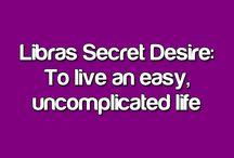 Libra Truths! / by Melanie LaVergne