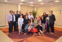 """1° Taller de la Red CYTED COM-LALICS / Taller: """"Red temática para mejorar el diálogo entre las comunidades involucradas en las políticas de CTI (COM-LALICS)"""", México, D.F., Marzo 2015"""