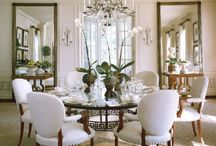 Ideas - Dining Room / by Bill and Stephanie Norman