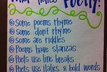 Reading- poetry
