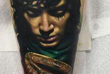 Tattoo Ideen (Herr der Ringe)