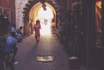 Travel - Morocco... Been there, seen that / I was on that Marrakech Express... as the song goes