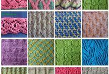 Interiør - strikket