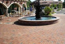 Pacific Clay Pavers / Pacific Clay is a brand of tile and pavers sold at New Metro Tile Company in Los Angeles, Ca. Visit our showroom!