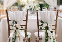 krzesla wedding
