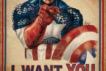 super-héros pendant la 2eme guerre mondiale