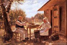 Painters / Makovski