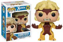 X-Men Funko Pop!
