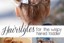kız çocukları saç modelleri