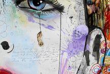 Art / Pinturas, fotografías, esculturas. Obras de arte que me inspiran y emocionan.