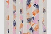 Textile Print Inspiration / Inspirational prints and ideas