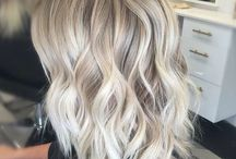 Hairstyles/colours
