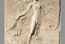 Roman Stucco Relief