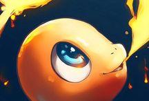 Pokemons e um pouco de naruto