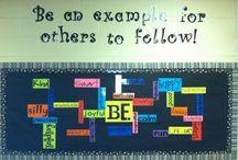 Education - Bulletin Boards