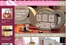 Magazines / by Nilüfer Turgay