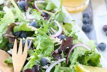 Salads / by CreationsbySasha