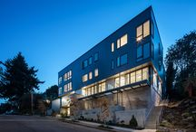 Residential Architecture by COLAB / Residential Architecture designed by COLAB Architecture + Urban Design.