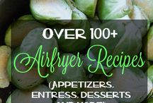 Air fry recipes